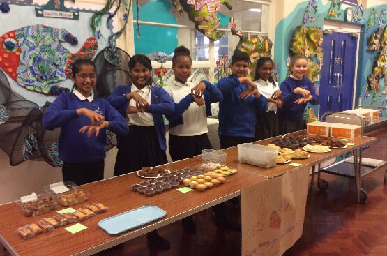 BSL Ambassadors Raise Money for Deaf Children in The Gambia