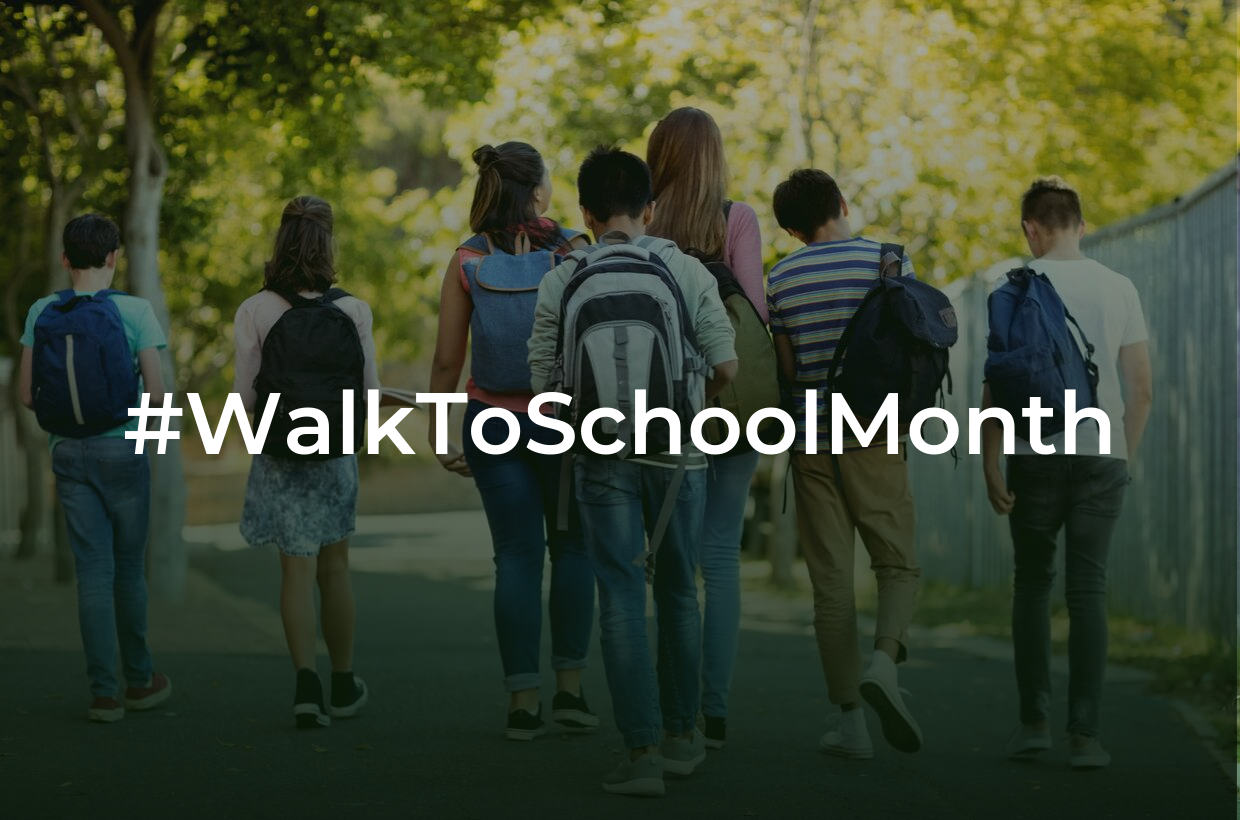 Getting Active by Walking to School